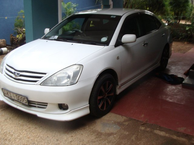 2003 Toyota Allion Sri Lanka Solving Car Problems Stud
