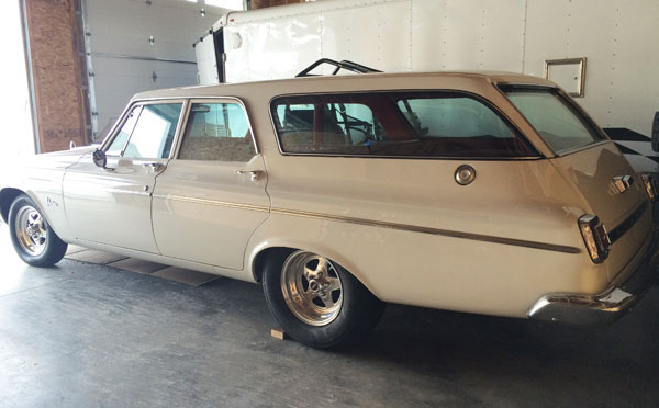 1964 Plymouth Belvedere Wagon   Cars On Line com   Classic Cars For Sale 1964 Plymouth Belvedere Wagon