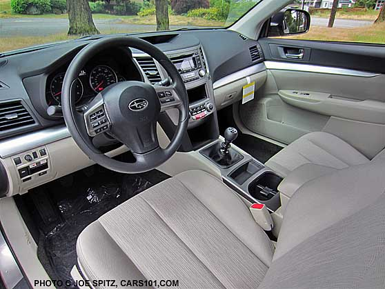 Subaru Outback Interior Colors