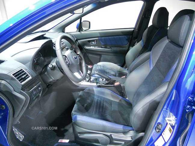 2015 Subaru WRX STI Launch Edition And Limited