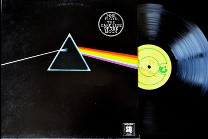 mono beatles to monolithic star wars - Pink Floyd The Dark Side Of The Moon SHVLA804 Au Quadraphonic Vinyl 421x281 - Mono Beatles to monolithic Star Wars