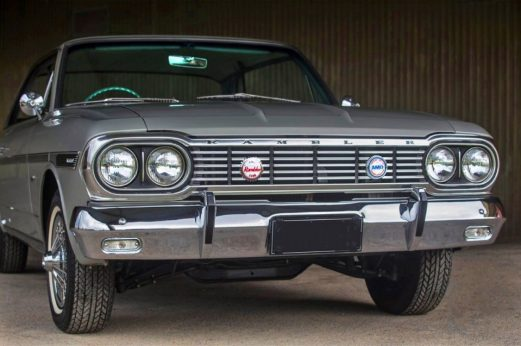colin's classic a classic twice over - Main Rambler Classic hardtop 1 1 521x346 - Colin's Classic a classic twice over