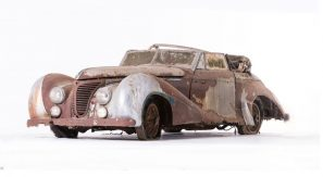 talking about a talbot or two - 1948 Talbot Lago T26 Record Cabriolet Saoutchik 297x163 - Talking about a Talbot or two