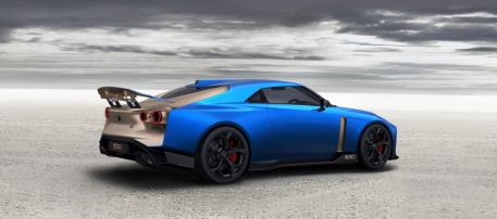 nissan gt-r - 2018 12 06 Nissan GT R50 Production Version 1 457x202 - $1.5 million for one of 50 Nissan GT-Rs