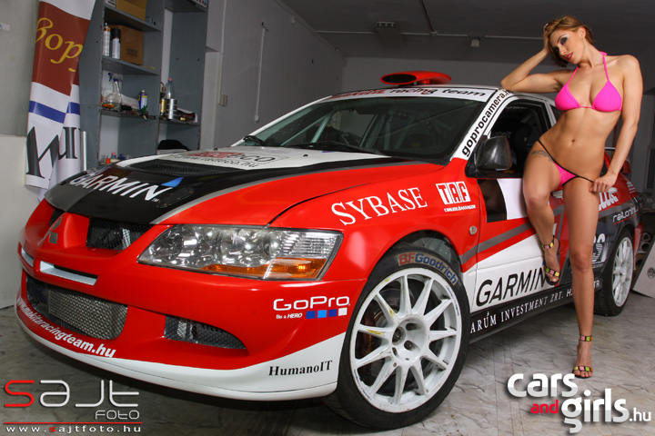 cars and girls world