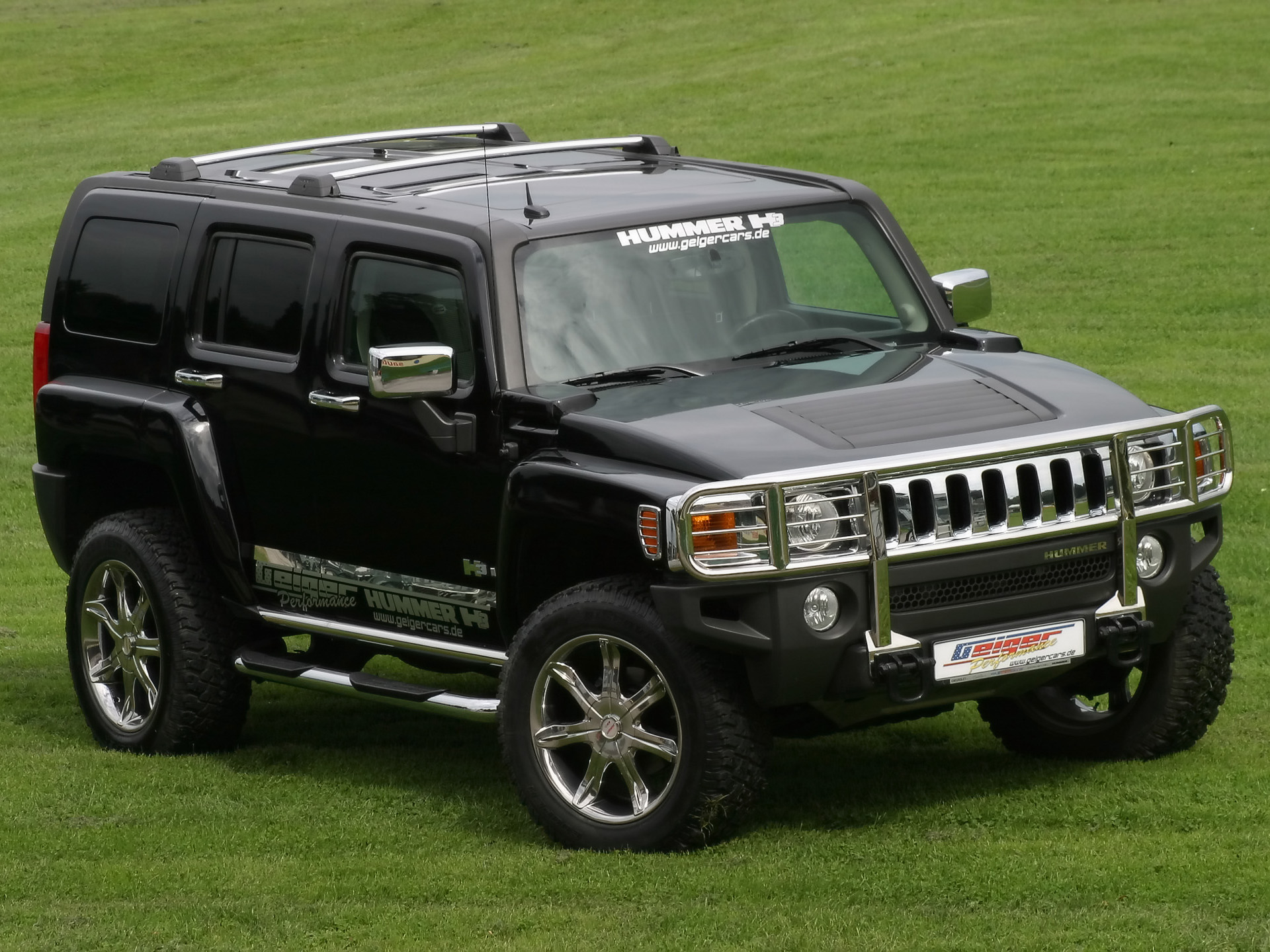Geigercars Hummer H3 photos Gallery with 2 pics CarsBase