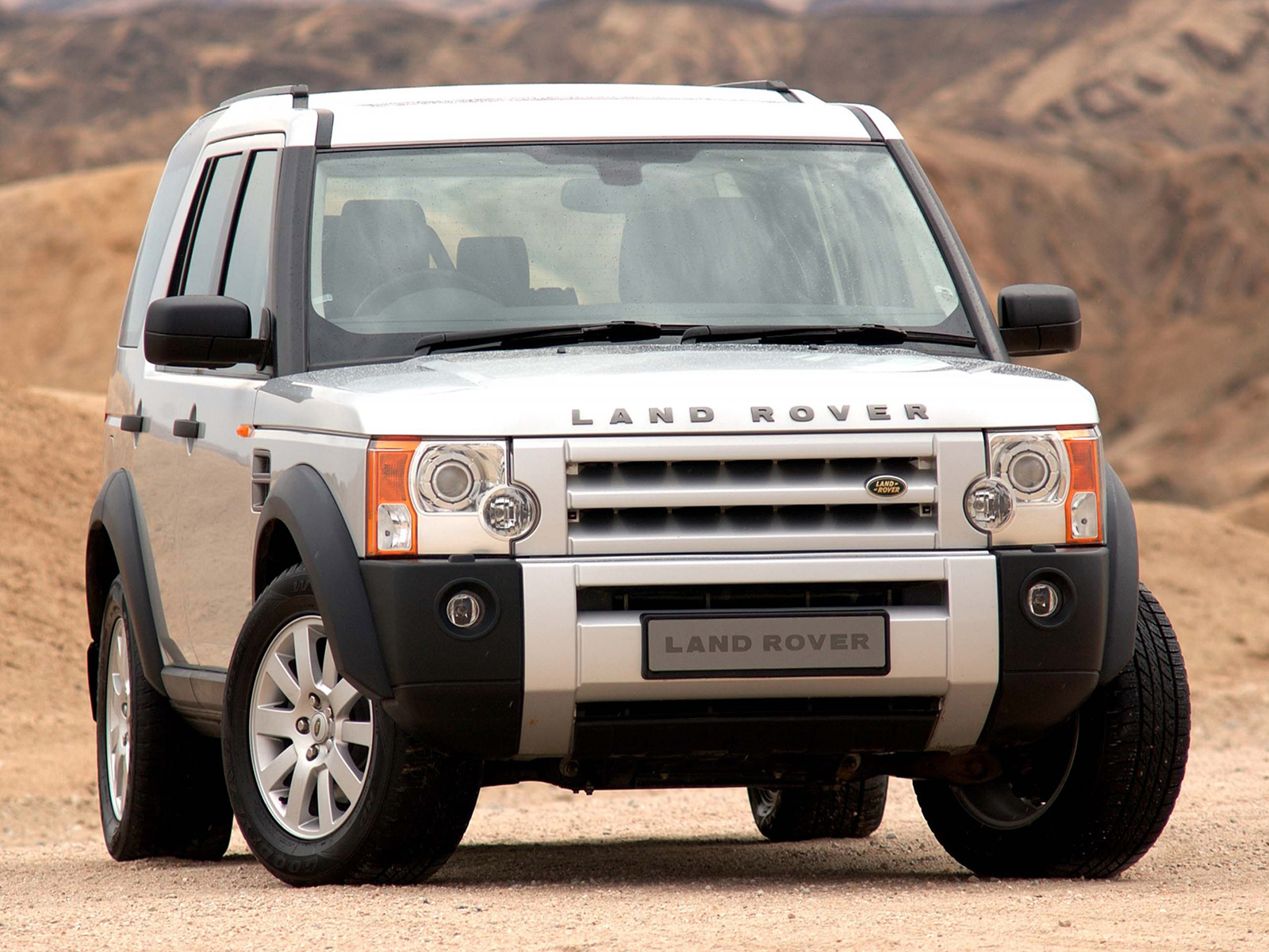 Land Rover Discovery III photos Gallery Page 2 CarsBase