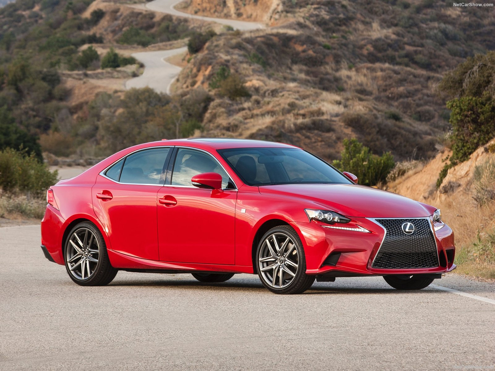 Lexus IS F Sport US Version photos Gallery with 40 pics
