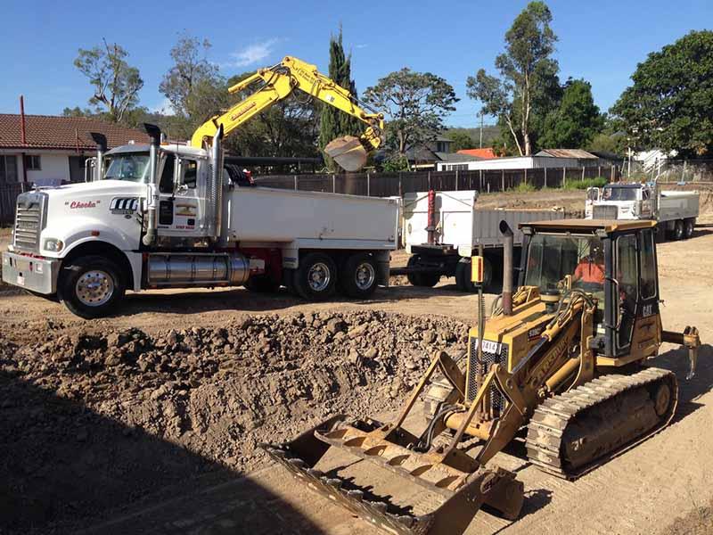 Jaam Projects Basement Excavation