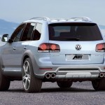 2008 Abt Volkswagen Touareg Facelift Carscoops