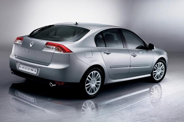 2008 Renault Laguna Iii Official Release Carscoops