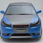 Sema Show Hyundai Elantra Concept By Incus Carscoops
