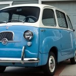 1958 Fiat Multipla With Abarth Engine Parts And Double The Power On Ebay For 67 500 Carscoops