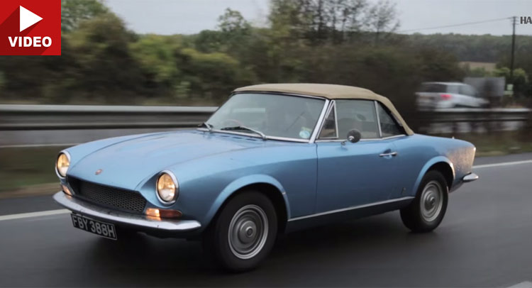 fiat 124 spider rear axle bump stop. 1970 Fiat 124 Spider Bs Is Obsession Inducing Yet Family Friendly Carscoops