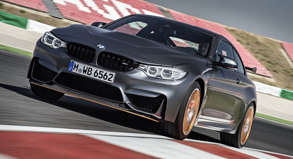 bmw m4 gts's water injection system to feature in more cars from