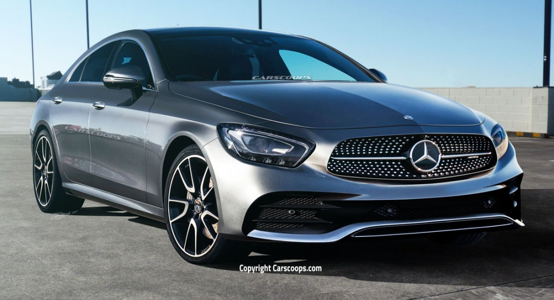 future cars: 2019 mercedes-benz cls will be an exercise on