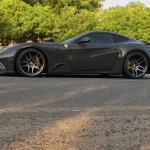 Grey Novitec N Largo S Ferrari F12 Isn T For The Faint Hearted Carscoops