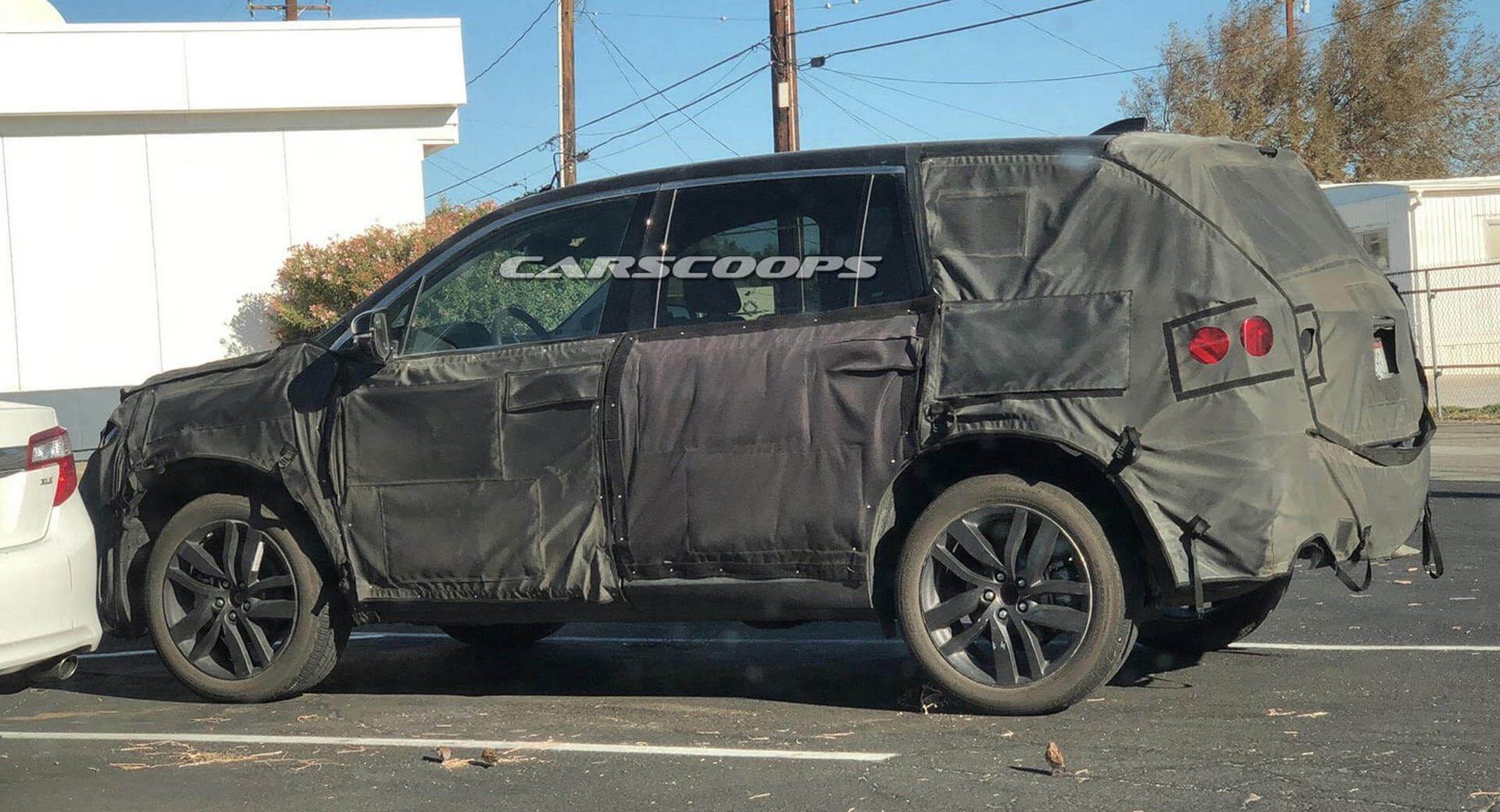 New Honda Passport In The Works Could Debut In November