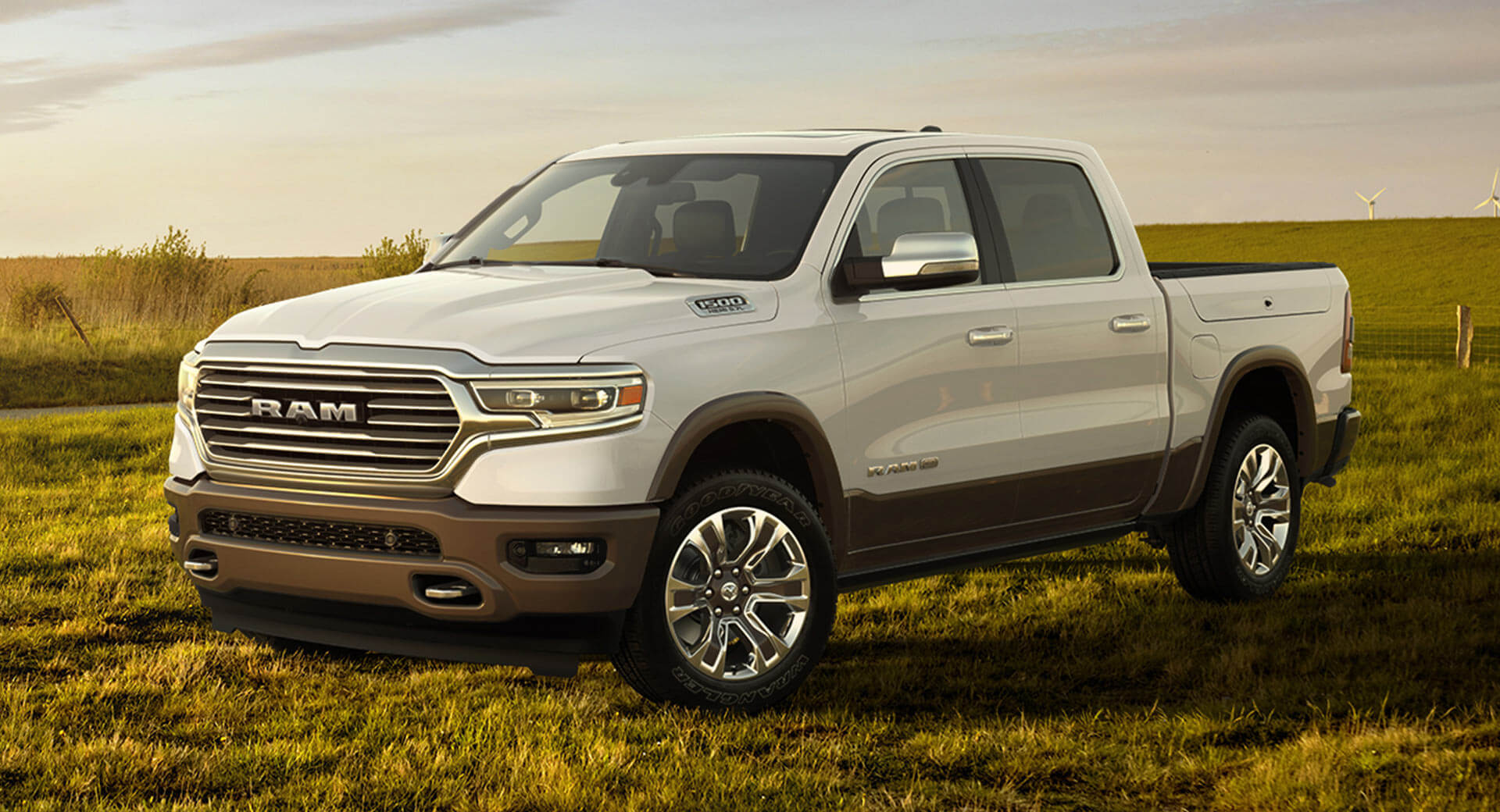 2019 Ram 1500 Laramie Longhorn Wants To Be The S Class Of