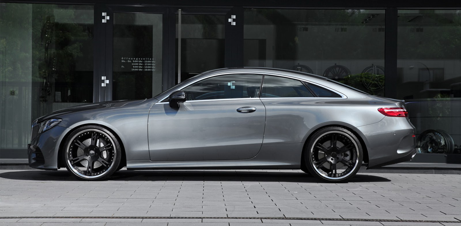 Wheelsandmore Presents Tuning Program For W213 Mercedes E