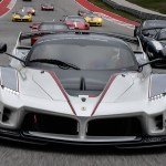 Ferrari Fxx K Evo Hits The Track For The First Time In Austin Carscoops