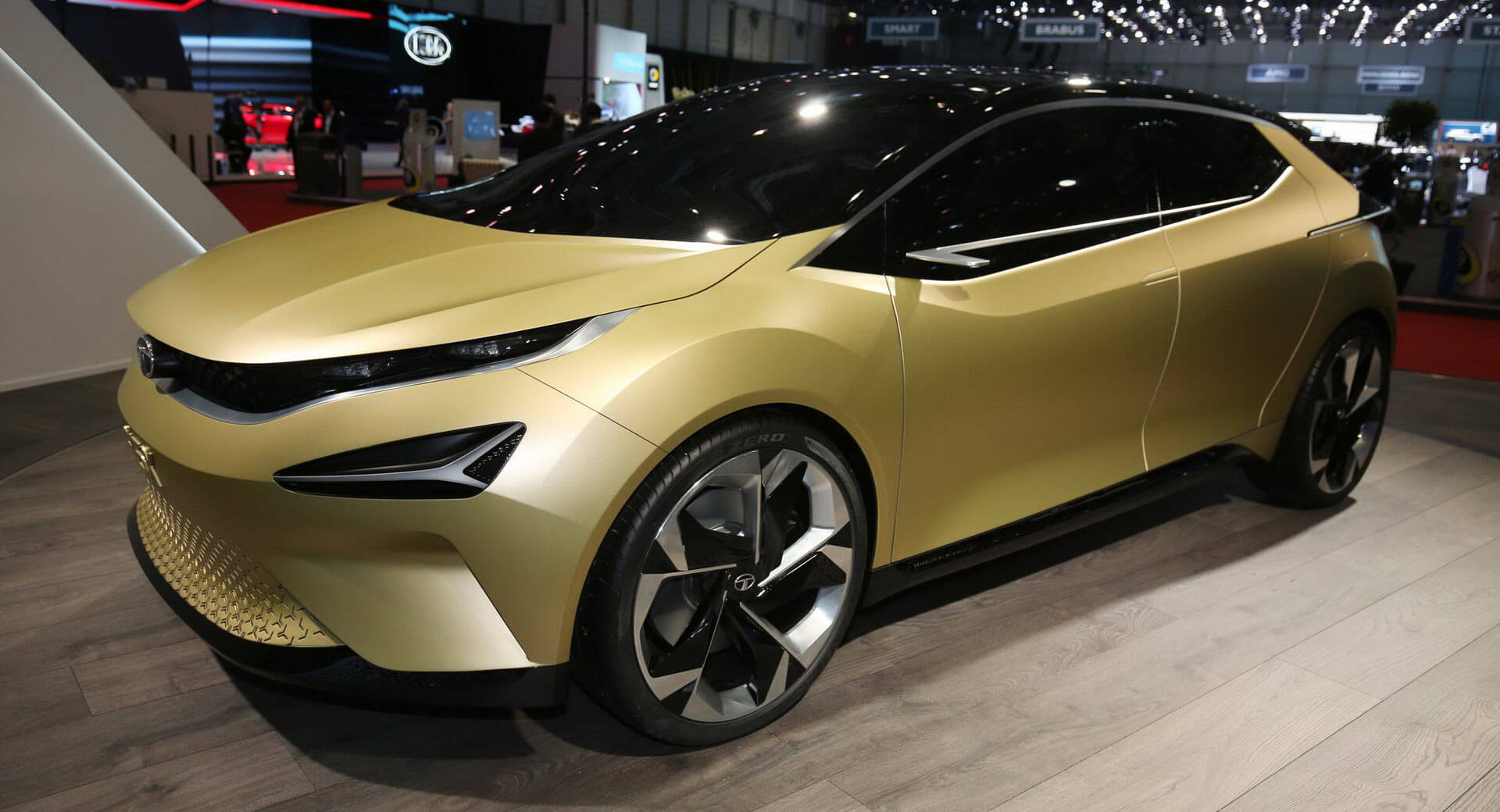 Tata 45X Concept Is A Surprisingly Good Looking Compact