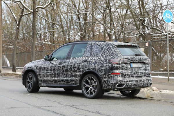 2019 BMW X5: Everything We Know Plus Our First Good Look ...