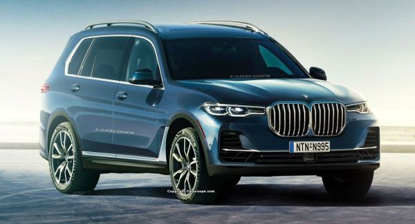 New BMW X7: This Is What It'll Look Like, Plus Everything ...