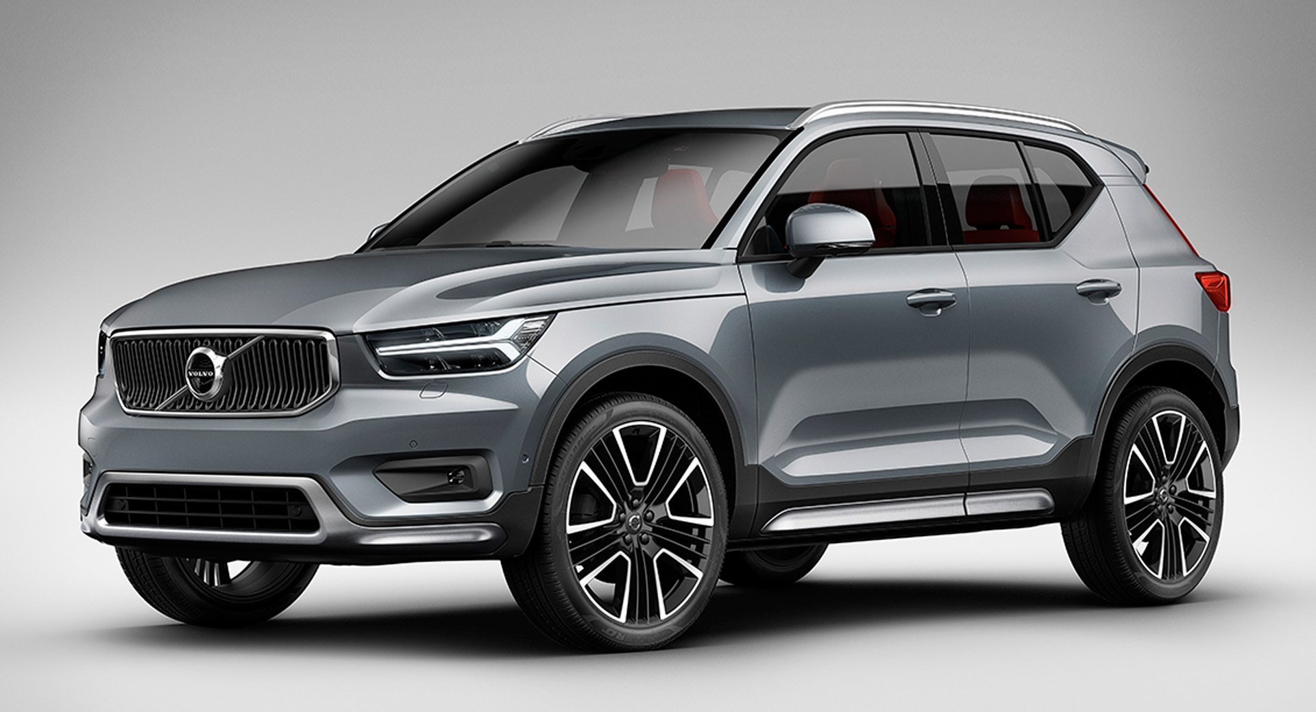 Volvo XC40 Gets Sportier With New Exterior Styling Kit | Carscoops