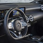 Here S A Gallery Of The U S Spec 2019 Mercedes A Class Sedan Carscoops