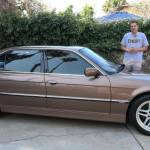 Is Bmw S E38 7 Series One Of The Best Luxury Sedans Ever Carscoops