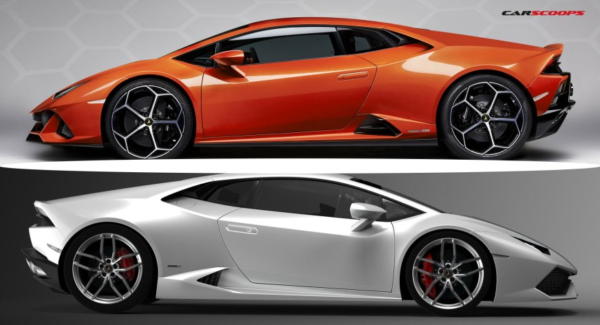 Let's See How Lambo's 2020 Huracan EVO Stacks Against The ...