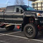 Gmc Sierra Denali Hd With Lift Kit Is Monstrously Imposing Carscoops