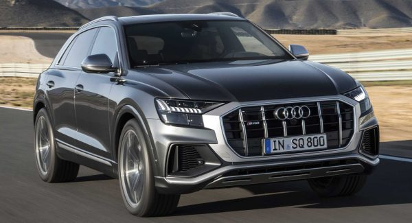 2020 Audi SQ8 Launches With 4.0-Liter Twin-Turbo Diesel V8 ...