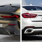 2020 Bmw X6 Versus Its Predecessor Should You Want To Upgrade Carscoops