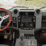 Land Rover Defender Project Ghost Has Numerous Mods 430 Hp Ls3 V8 Carscoops