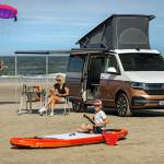 2020 Vw California 6 1 Facelift Improves All Areas Of The Camper Van Carscoops