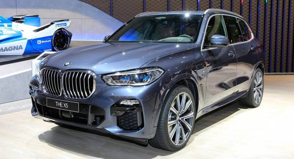 2020 BMW X5 xDrive45e Is The Guilt-Free Alternative To The ...