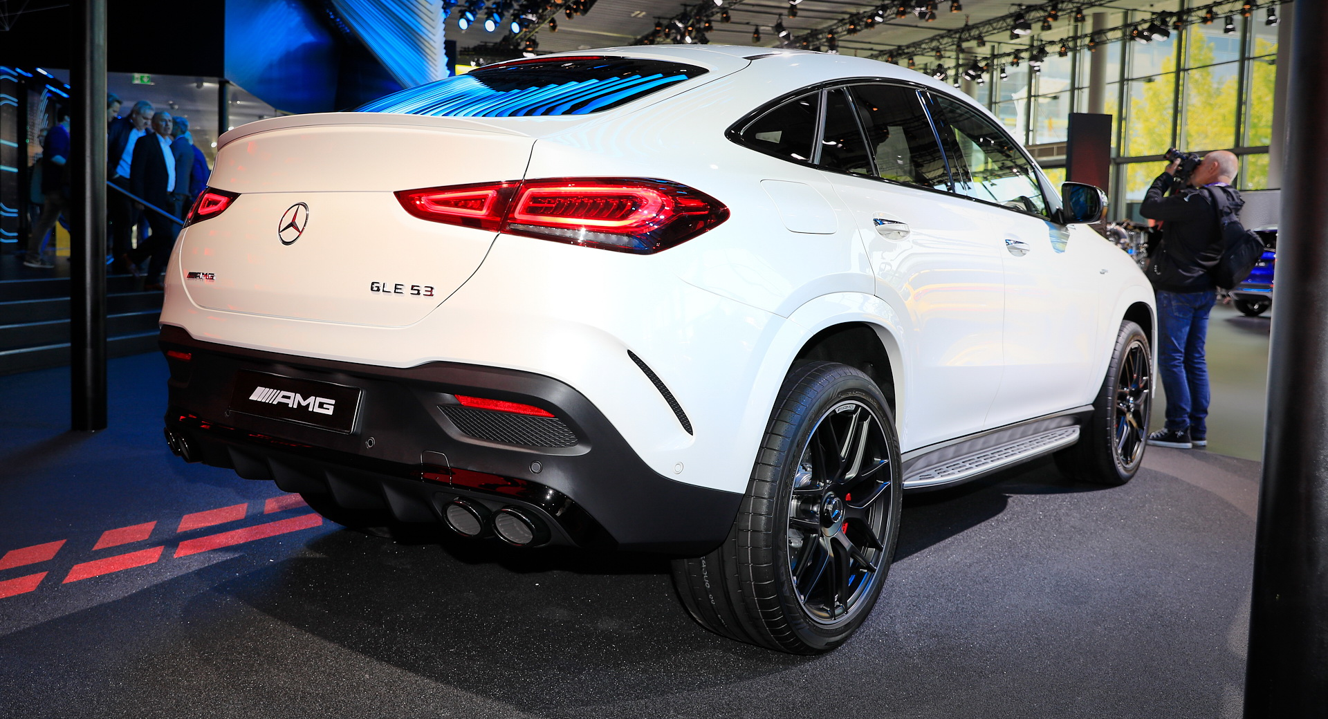 2020 Mercedes Amg Gle 53 Coupe Is Here To Grab The X6 S