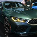 2020 Bmw M8 Gran Coupe First Edition Is The Concept You Can Drive Carscoops