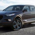 2021 Hyundai Santa Cruz To Target Honda Ridgeline But Could It Start At 25 000 Carscoops