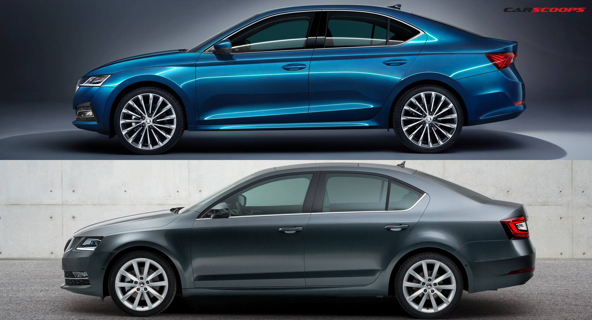 New 2020 Skoda Octavia Vs Predecessor What S Different
