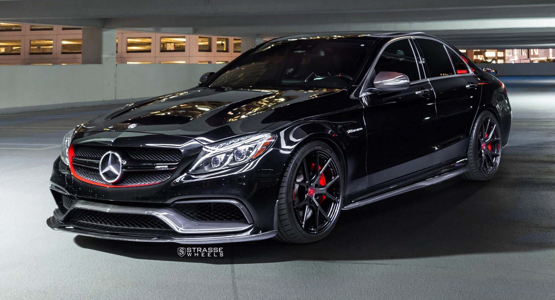 Mercedes Amg C63 S Ready To Bite Your Face Off With Carbon
