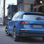 Plug In Hybrid 2020 Audi Q5 Tfsi E Costs The Same As An Sq5 Unless You Get Tax Credits Carscoops