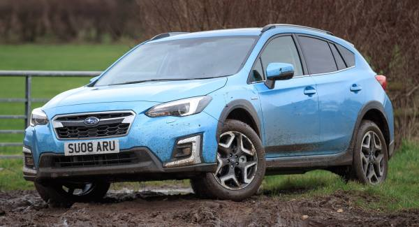 2020 Subaru XV e-Boxer Hybrid Goes On Sale In Britain From ...