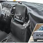 2021 Ford Baby Bronco Prototype Offers Best Look Yet At Escape Based Interior Carscoops