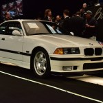 All Five Of Paul Walker S Bmw M3 Lightweight E36s Sell At Auction With One Fetching 350 000 Carscoops