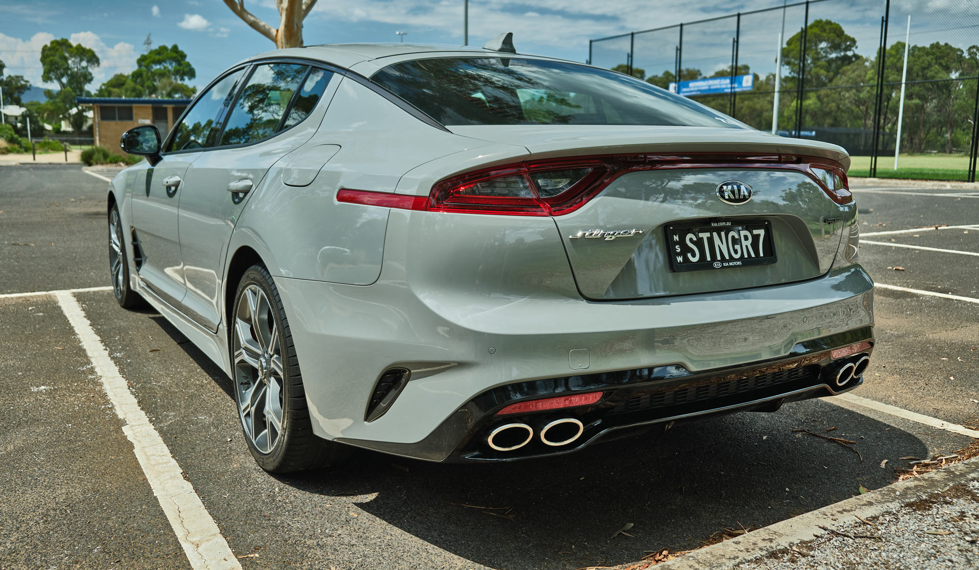 driven: is the 2020 kia stinger gt with the twin-turbo v6