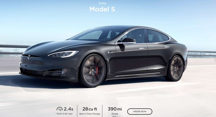 Tesla Model S And Model X Range Increased To 390 Miles And 351 Miles Respectively Carscoops
