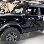 Full Size 2021 Ford Bronco Exposed Again With New Leaked Photos Carscoops